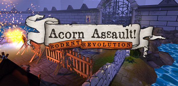 Acorn Assault: Rodent Revolution - Cover / Packshot