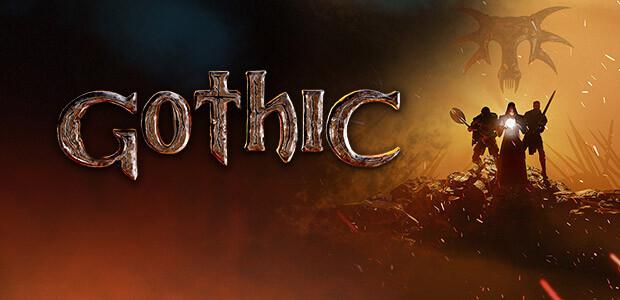 Gothic 1 Remake - Cover / Packshot