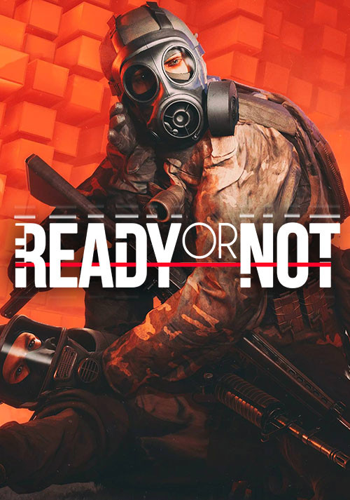Ready or Not - Cover / Packshot
