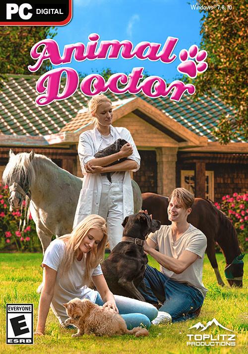 Animal Doctor - Cover / Packshot