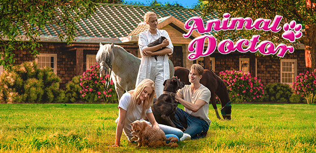 Animal Doctor - Cover / Packshot