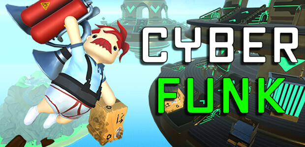 Totally Reliable Delivery Service - Cyberfunk  - Cover / Packshot