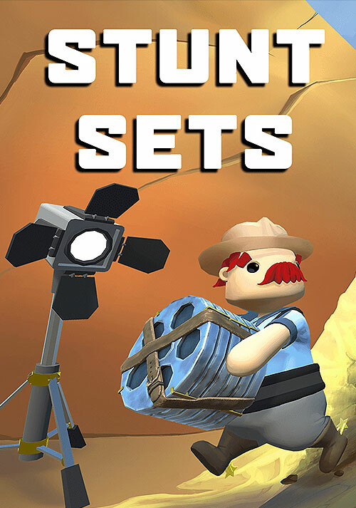 Totally Reliable Delivery Service - Stunt Sets - Cover / Packshot