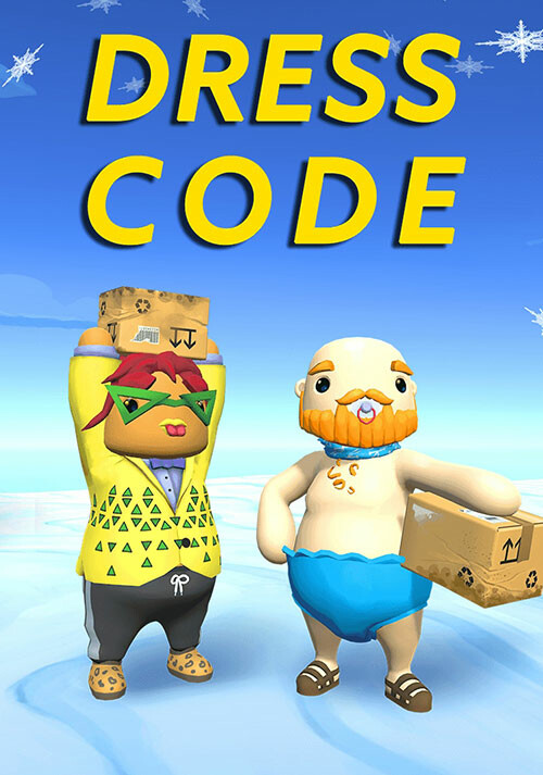 Totally Reliable Delivery Service - Dress Code - Cover / Packshot