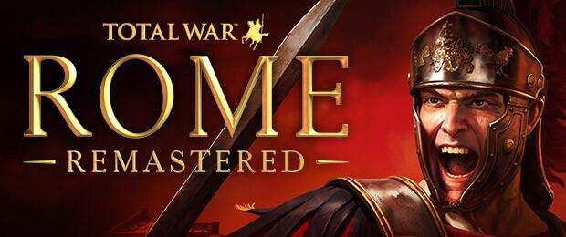 Total War: ROME REMASTERED - un trailer pour la sortie PC aujourd'hui