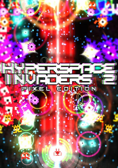 Hyperspace Invaders II: Pixel Edition - Cover / Packshot