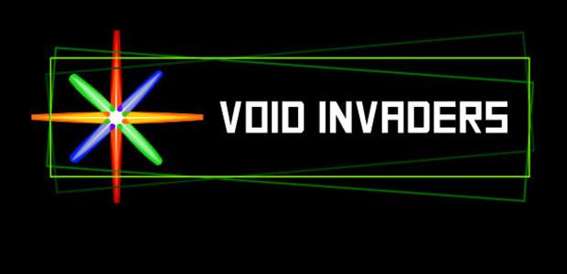 Void Invaders - Cover / Packshot