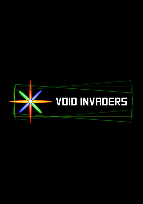 Void Invaders - Cover / Packshot