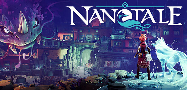 Nanotale - Typing Chronicles - Cover / Packshot