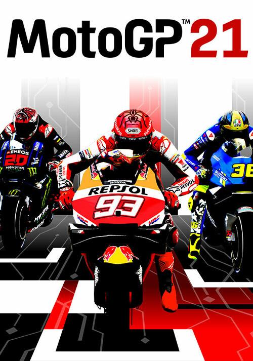 MotoGP™21 - Cover / Packshot