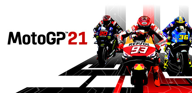 MotoGP™21 - Cover / Packshot