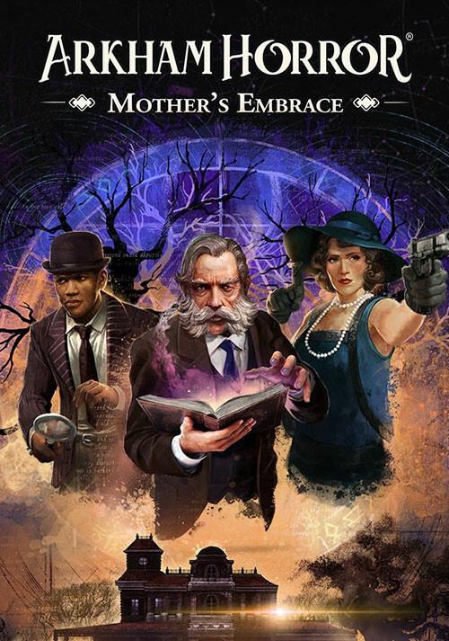 Arkham Horror: Mother's Embrace - Cover / Packshot