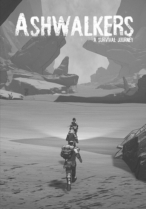 Ashwalkers - Cover / Packshot