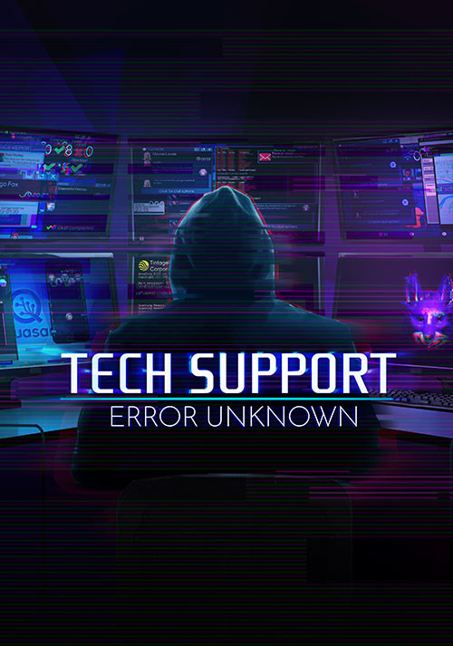 Tech Support: Error Unknown - Cover / Packshot