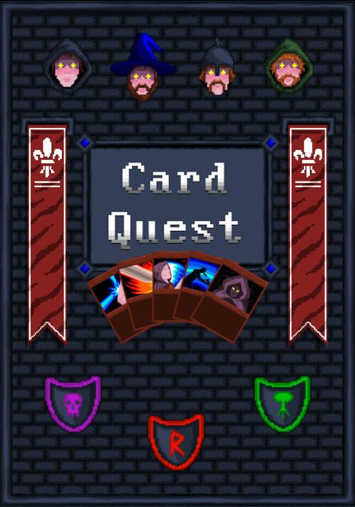 Card Quest - Cover / Packshot