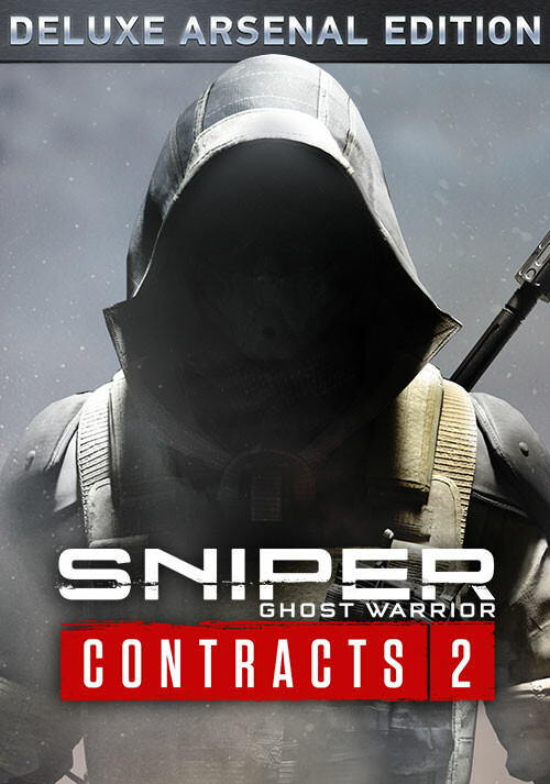Sniper Ghost Warrior Contracts 2 Deluxe Arsenal Edition - Cover / Packshot