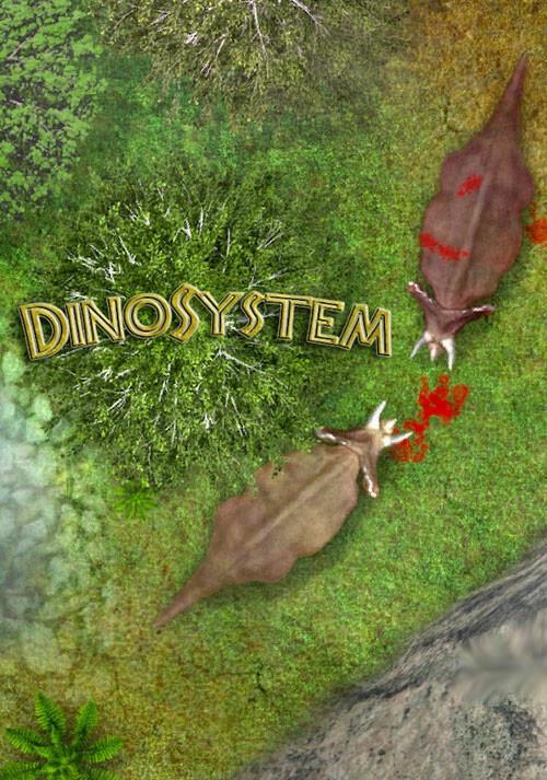 DinoSystem - Cover / Packshot