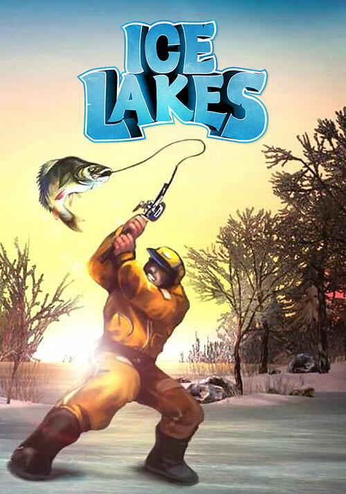 Ice Lakes - Cover / Packshot