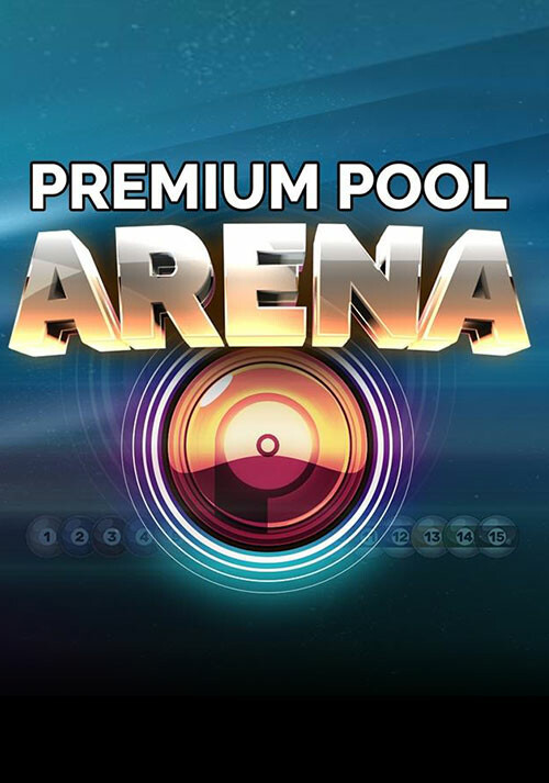 Premium Pool Arena - Cover / Packshot