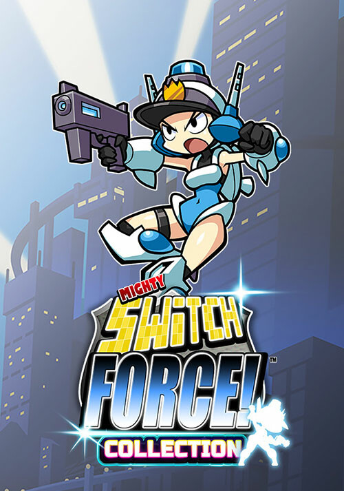Mighty Switch Force! Collection - Cover / Packshot