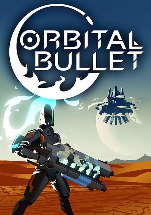 Orbital Bullet - Cover / Packshot