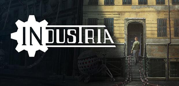INDUSTRIA - Cover / Packshot