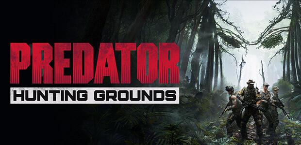 Predator: Hunting Grounds - Cover / Packshot