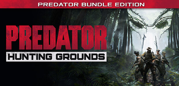 Predator: Hunting Grounds - Predator Bundle Edition - Cover / Packshot