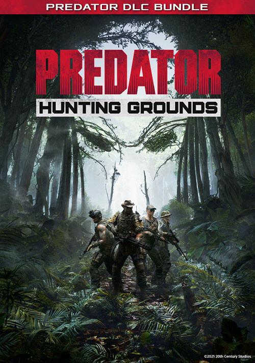 Predator: Hunting Grounds - Predator DLC Bundle  - Cover / Packshot