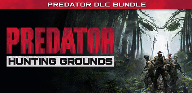 Predator: Hunting Grounds - Predator DLC Bundle  - Cover / Packshot