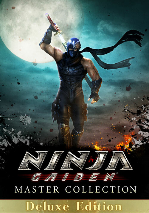 NINJA GAIDEN: Master Collection Deluxe Edition - Cover / Packshot