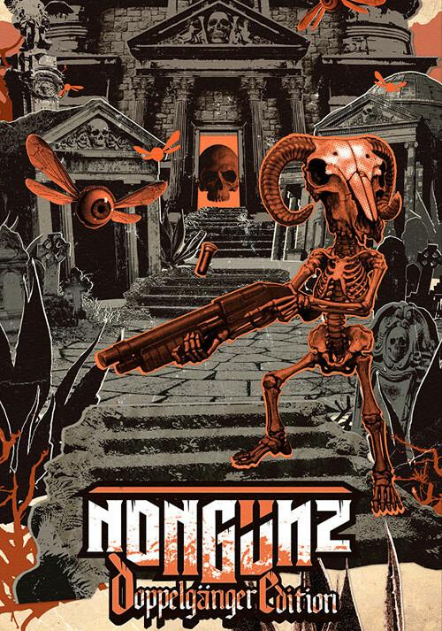 Nongunz: Doppelganger Edition - Cover / Packshot