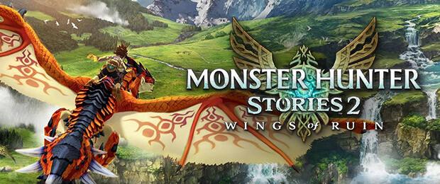 Bande-annonce : La deuxième mise à jour pour Monster Hunter Stories 2 sortira le 5 août.