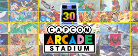 CAPCOM ARCADE STADIUM PACKS 1, 2, AND 3