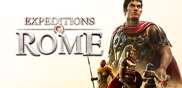 Expeditions: Rome - Cover / Packshot