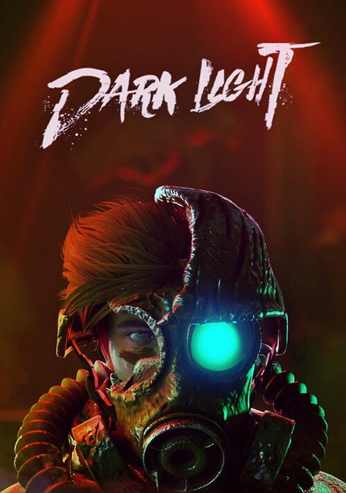 Dark Light - Cover / Packshot