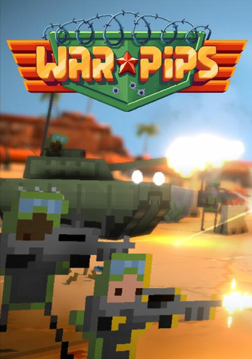 Warpips - Cover / Packshot
