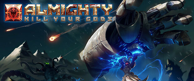 Le jeu Almighty: Kill Your Gods, disponible en early access Steam sur Gamesplanet