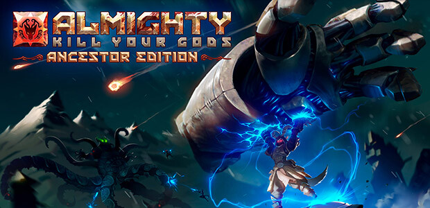 Almighty: Kill Your Gods - Ancestor Edition - Cover / Packshot