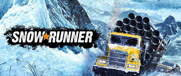 Raketenbau im Schnee: SnowRunner Season 4: New Frontiers im Trailer vorgestellt