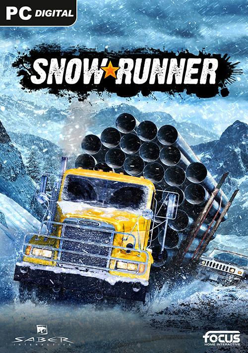 SnowRunner - Cover / Packshot