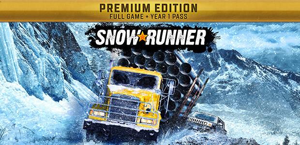 SnowRunner - Premium Edition - Cover / Packshot