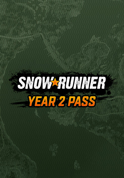 SnowRunner - Year 2 Pass - Cover / Packshot