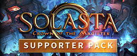 Solasta: Crown of the Magister - Supporter Pack (GOG)