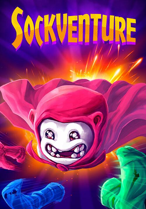 Sockventure - Cover / Packshot