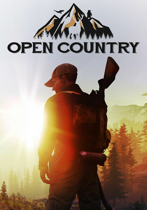 Open Country - Cover / Packshot