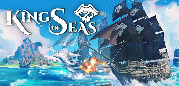 King of Seas - Cover / Packshot