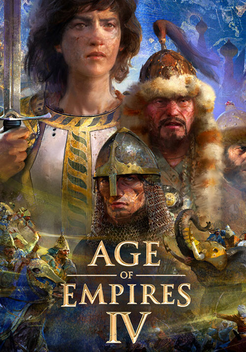 Age of Empires IV - Cover / Packshot