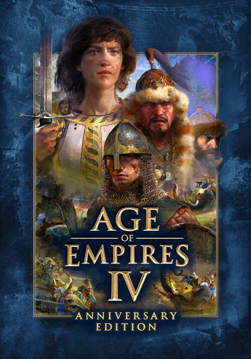 Age of Empires IV - Cover / Packshot