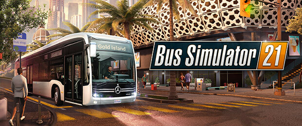 Bus Simulator 21: See the best part of the series through Europe and the USA - Trailer